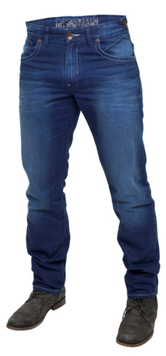 Mish Mash Sapphire Blue Piccadilly Straight Fit Jean £25.99 rrp £65