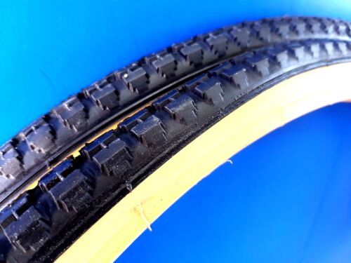 BICYCLE DURO TIRE IN 20 X 2.125 BLUE//GUM SIDE WALL IN COMP III STYLE! NEW