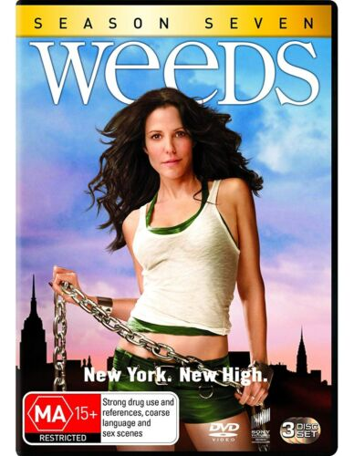 Weeds Season 7 Series Seven DVD Region 4 NEW