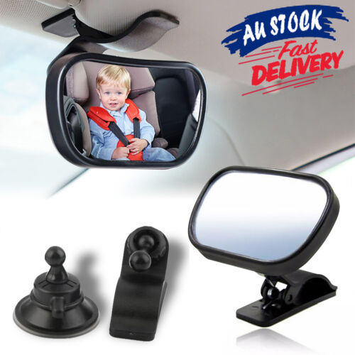 Inside Mirror View Back Child Baby Mirror Car Baby Seat Safety Rearward Facing