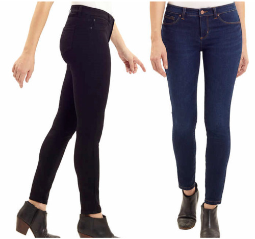 Jones New York Women's The Essex Skinny Smooth Fit Denim Jeans Variety, NWT