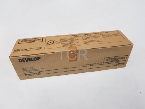 Develop TN414 Black Toner Cartridge A2020D0 to suit Ineo 363/423 - Genuine