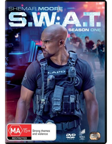 SWAT The Complete Series 1 Season One Box Set DVD Region 4 NEW