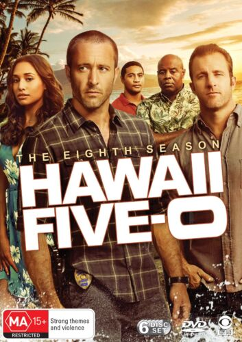 Hawaii Five 0 The Eighth Season 8 Series Eight Box Set DVD Region 4 NEW