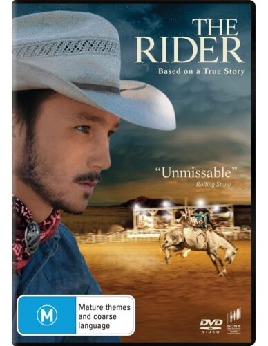 The Rider DVD Region 4 NEW