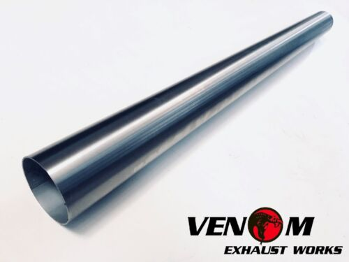 """89mm Flexible Stainless Polylock Exhaust Pipe 1mtr x I.D 3 1//2/"""""""