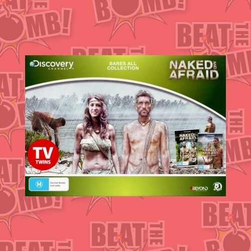 Naked and Afraid: Bares All Collection  - DVD - NEW Region 4