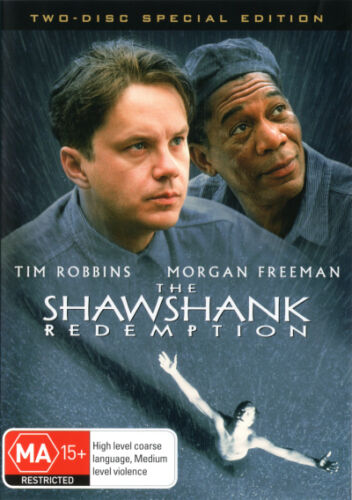 The Shawshank Redemption (Two-Disc Special Edition)  - DVD - NEW Region 4