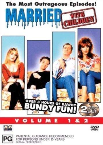 Married With Children - The Most Outrageous Episodes - Vol 1-2, DVD