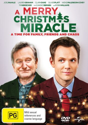 A Merry Christmas Miracle DVD Region 4 NEW