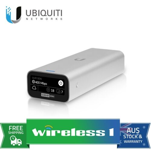 All NEW Ubiquiti UCK-G2 Unifi Cloud Key Gen2