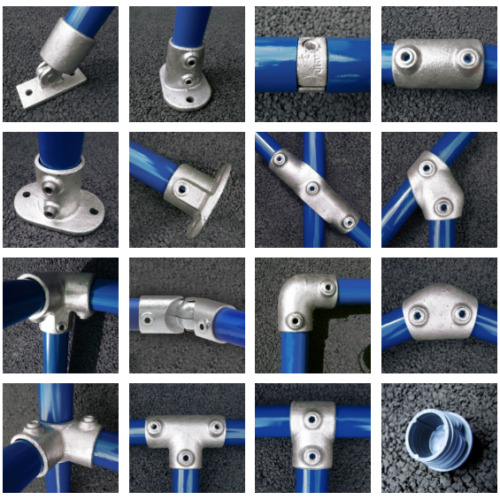 Q Clamp Handrail Pipe Fittings - Compatible With Interclamp, Scaffold, Tubeclamp <br/> The UK's BIGGEST seller of Pipe Clamps on eBay!