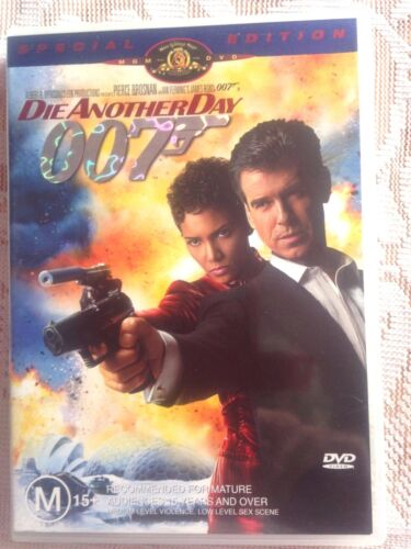 Die Another Day (DVD, 2006, 2-Disc Set) * USED *