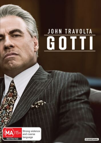 Gotti DVD Region 4 NEW