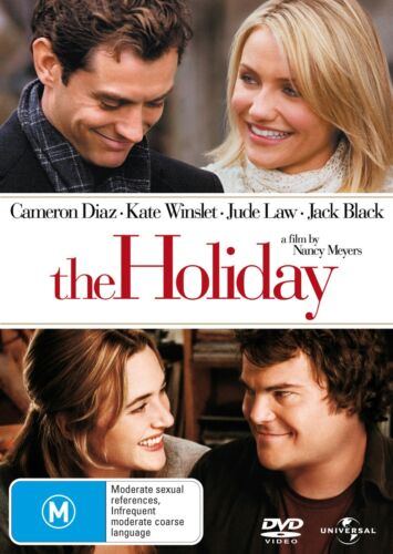The Holiday DVD Region 4 NEW