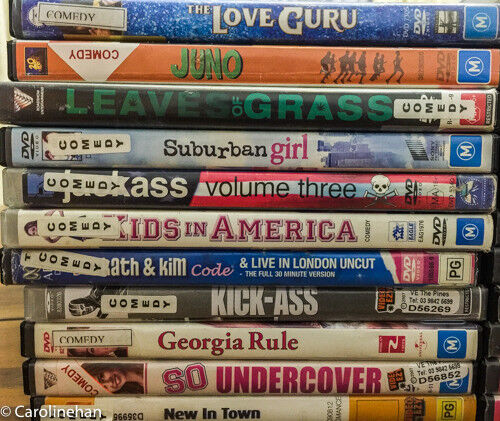 Bulk Lot Bundle of Assorted DVD Movies & TV Series  Promotion/ Clearance sell