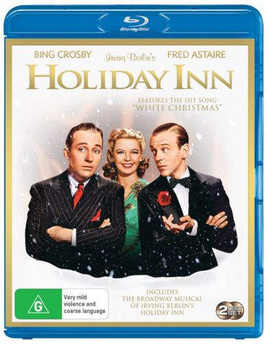 Holiday Inn Blu-ray Region B NEW