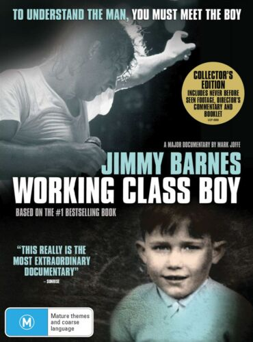Jimmy Barnes Working Class Boy Collectors Edition DVD Region 4 NEW