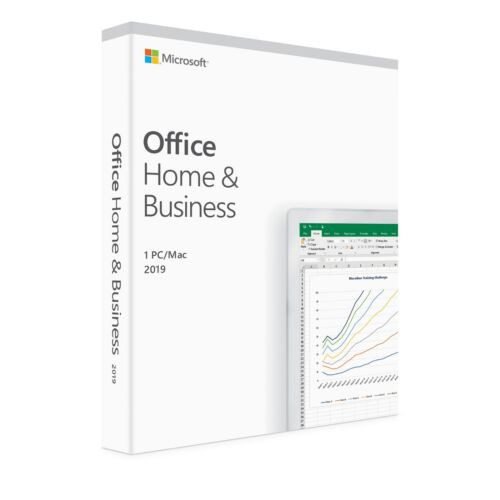 Microsoft Office 2019 Home & Business for PC & Mac - ESD Version Outlook 2019