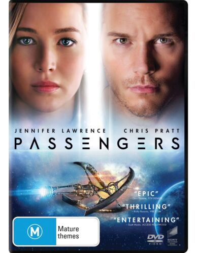 Passengers DVD Region 4 NEW