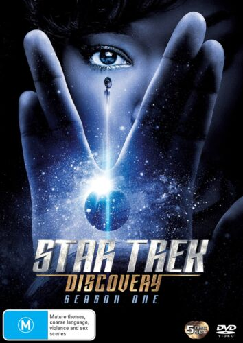 Star Trek Discovery Season 1 Series OneDVD Region 4 NEW