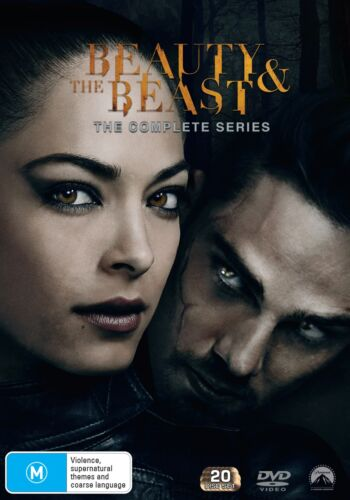 Beauty and the Beast The Complete Series Box Set DVD Region 4 NEW