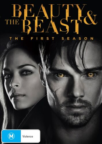 Beauty and the Beast The First Season Box Set DVD Region 4 NEW