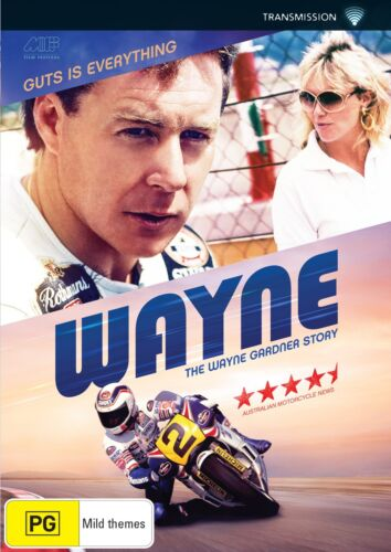 Wayne DVD Region 4 NEW