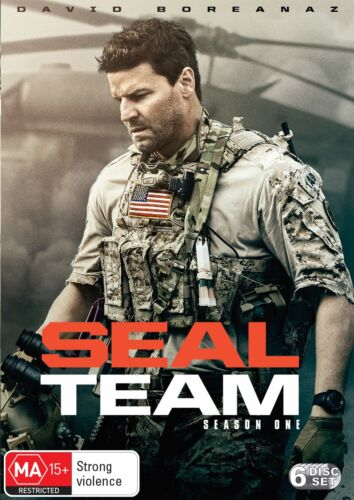 SEAL Team Season 1 Series OneDVD Region 4 NEW