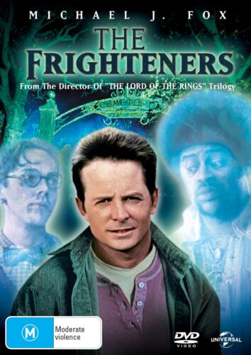 The Frighteners DVD Region 4 NEW