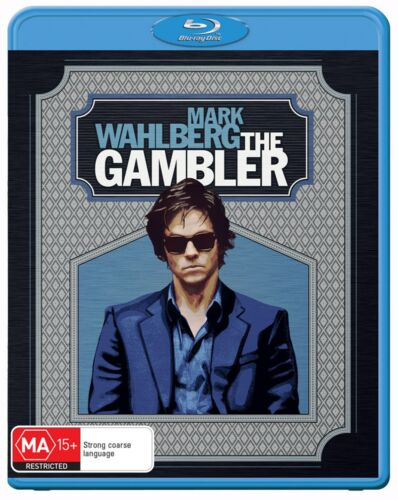 The Gambler Blu-ray Region B NEW