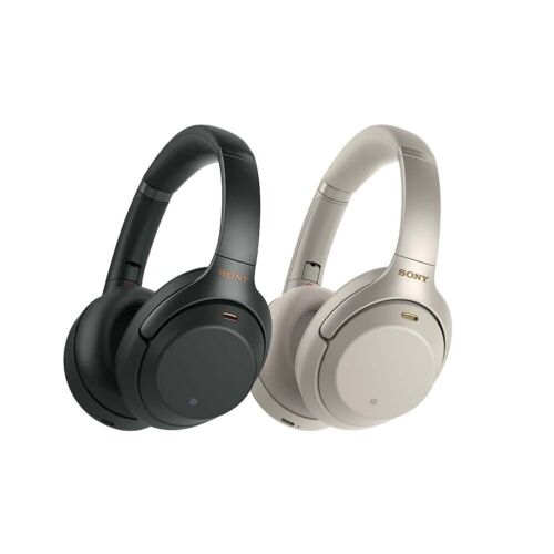 Sony WH-1000XM3 Wireless Noise Cancelling Headphones - Black | Silver <br/> Up to $300 off* w/ code PLUSTECH. Ends 24/02. T&C Apply