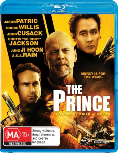 The Prince Blu-ray Region B NEW