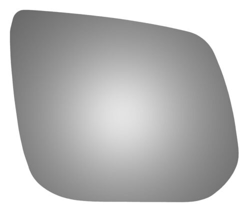 RIGHT DRIVER SIDE HOLDEN COLORADO 2008-2012 MIRROR GLASS WITH BACK PLATE