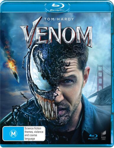 Venom Blu-ray Region B NEW