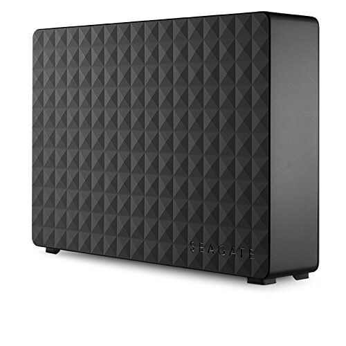 Seagate Expansion External Hard Drive 6 TB Add-on Storage for PC (STEB6000403)