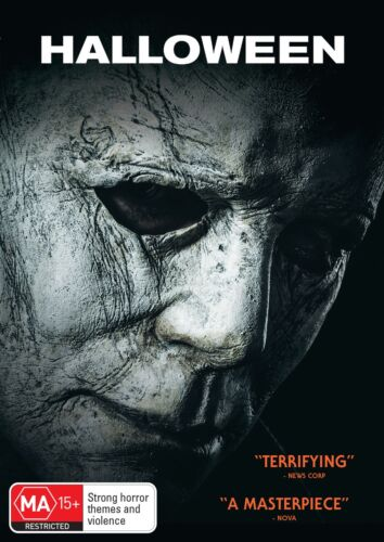 Halloween DVD Region 4 NEW