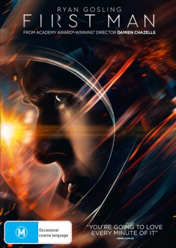 First Man DVD Region 4 NEW