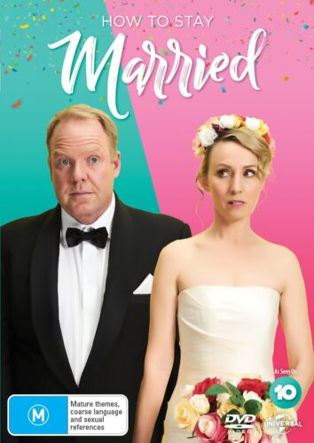 How to Stay Married Season 1 Series OneDVD Region 4 NEW