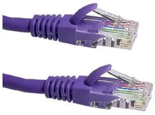 Access Communication CAT-6 ETHERNET PATCH CABLE Purple *Aust Brand- 3m, 4m Or 5m