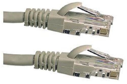Access Communication CAT-6 ETHERNET PATCH CABLE Ash *Aust Brand- 3m, 4m Or 5m