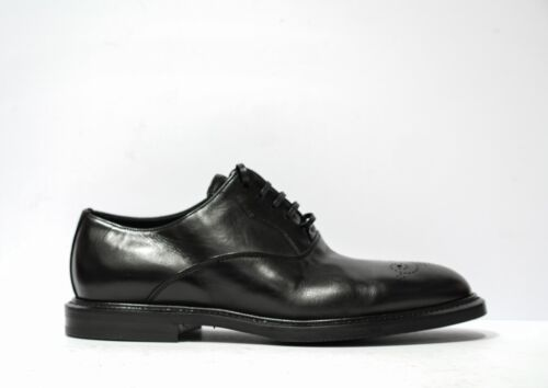 New in Box Dolce & Gabbana Men's Black Lace Up A20063