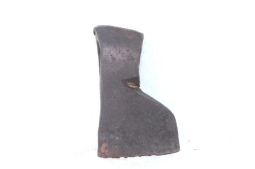 1900s India Rare Antique Steel Hand Forged Mughal Royal Axe Dagger Armor PD-98