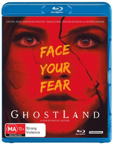 Incident in a Ghost Land Blu-ray Region B NEW