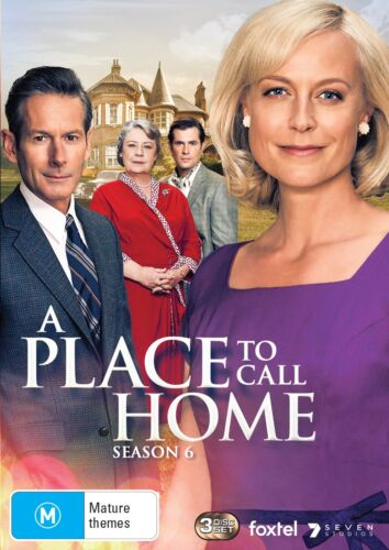 A Place to Call Home Series 6 Season Six Box Set DVD Region 4 NEW