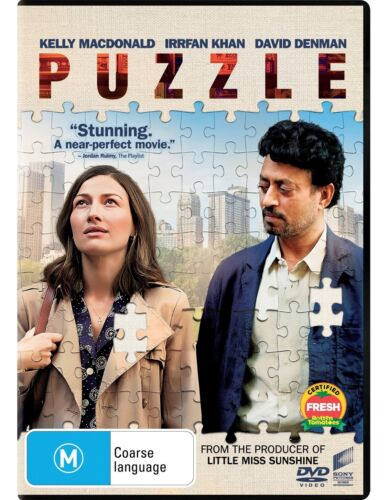 Puzzle DVD Region 4 NEW