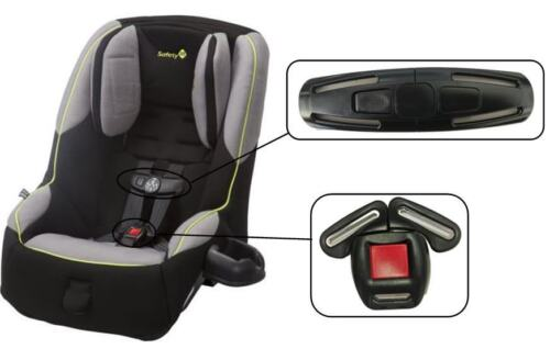 Safety 1st Guide 65 Sport Convertible Baby CarSeat Harness Chest Clip&Buckle Set