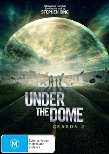 Under the Dome Season 2 Series Two DVD Region 4 NEW