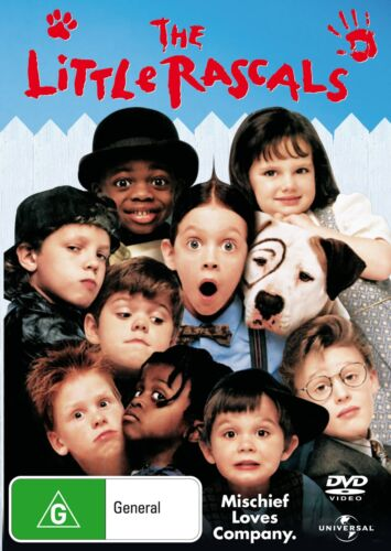 The Little Rascals DVD Region 4 NEW