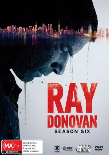 Ray Donovan Season 6 Box Set DVD Region 4 NEW